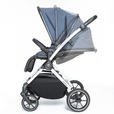 Carucior multifunctional 2 in 1 Baby Design Smooth 03 Navy 2020