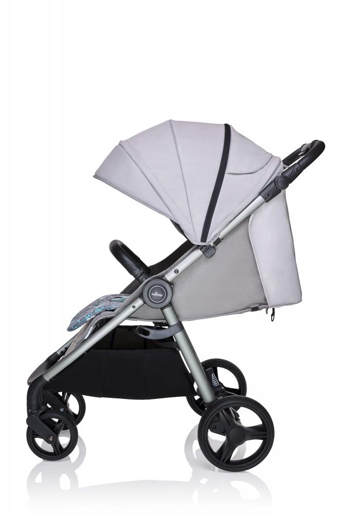 Carucior sport Baby Design Wave 07 Gray 2020