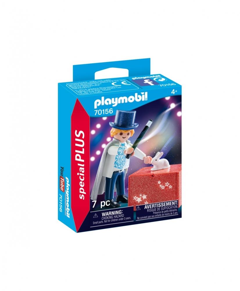 Figurina magician Playmobil