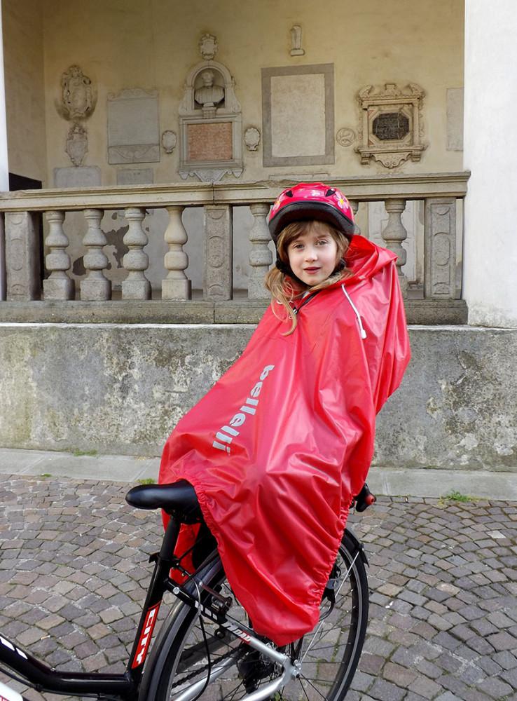 Husa de ploaie pentru scaun de bicicleta Bellelli imagine