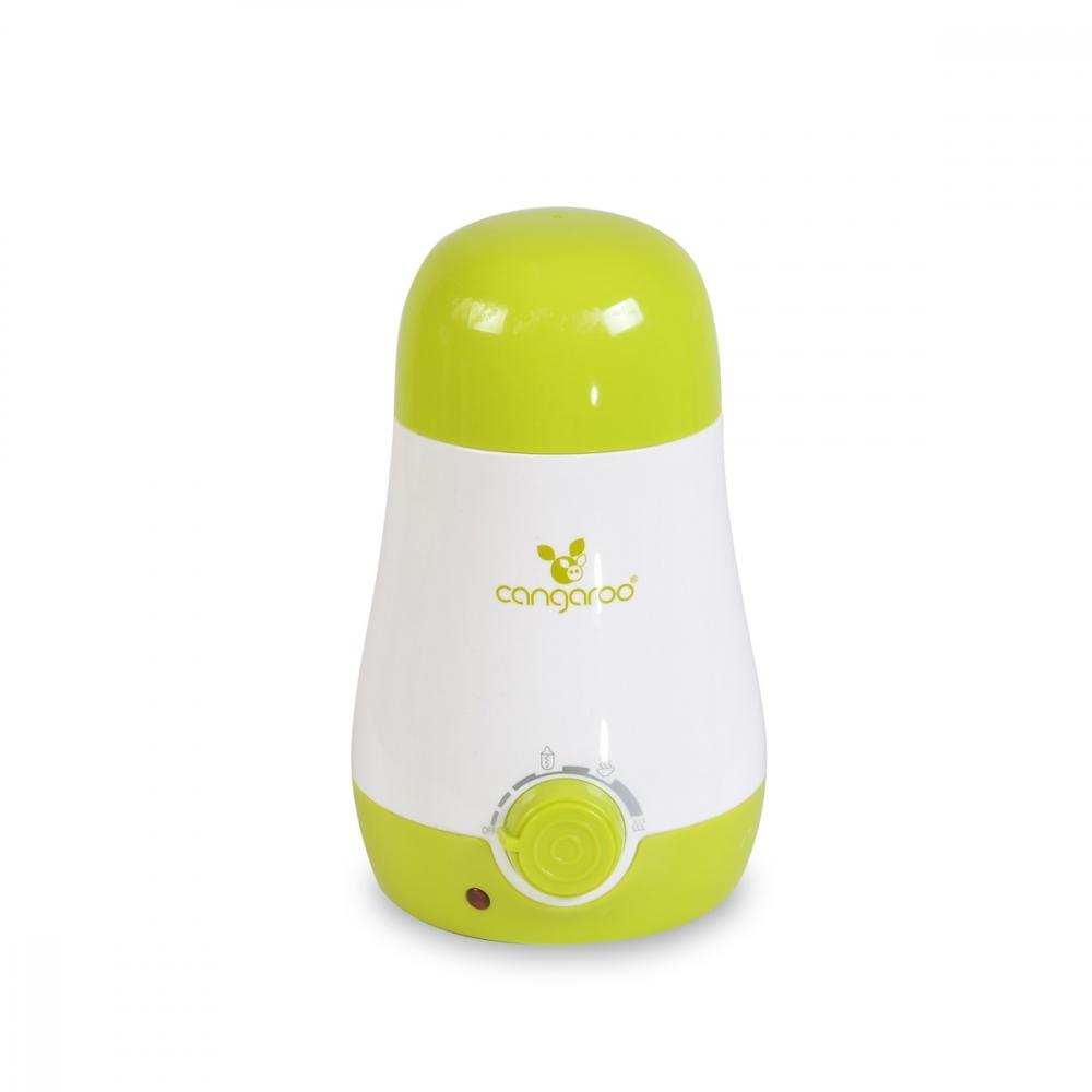 Incalzitor Si Sterilizator Electric Pentru Biberoane 3in1 Babyuno Green