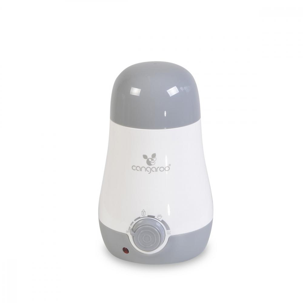 Incalzitor si sterilizator electric pentru biberoane 3in1 BabyUno Grey imagine