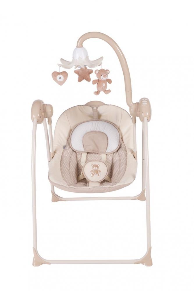 Leagan electric cu conectare la priza Baby Swing Lulla imagine