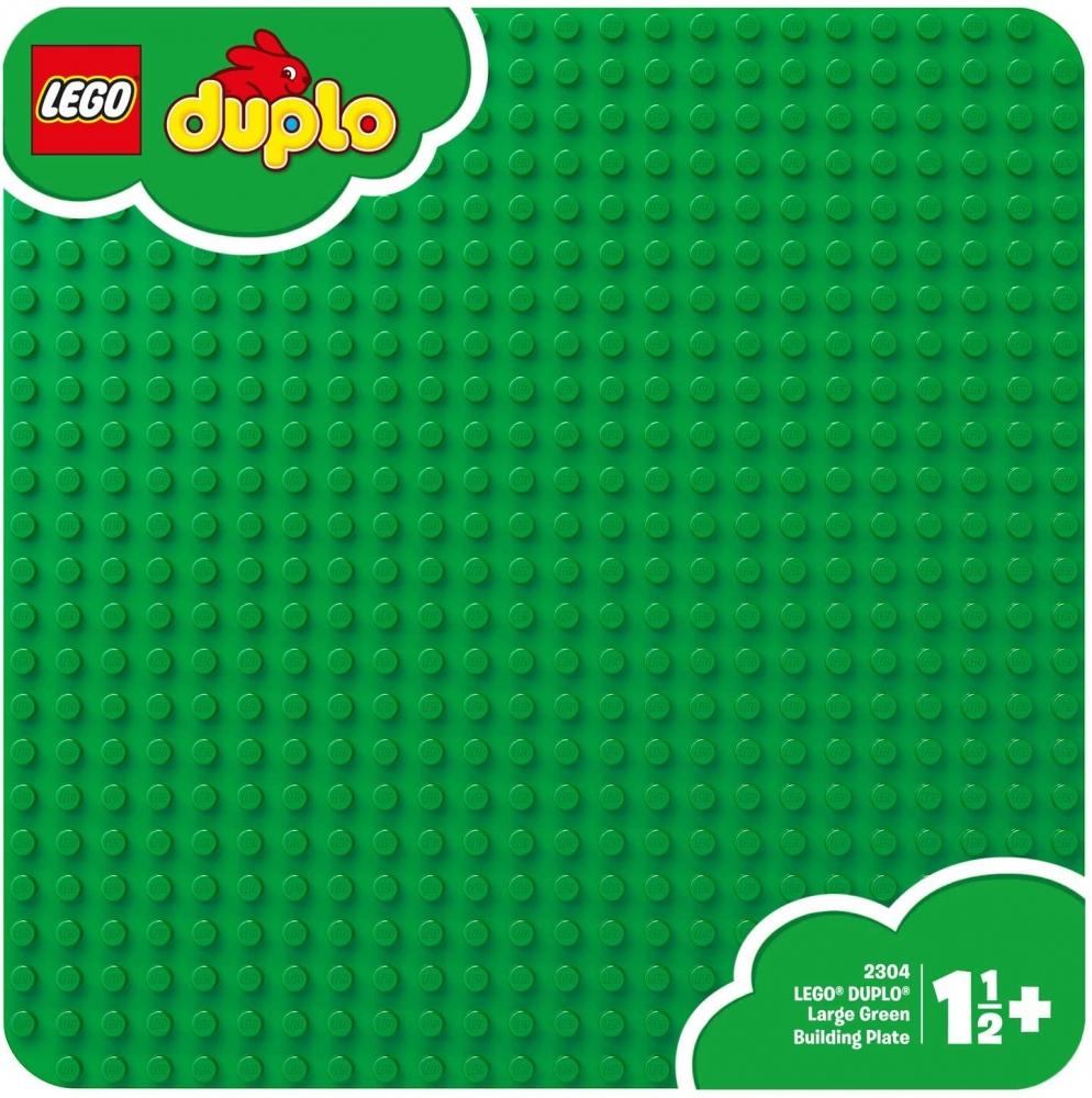 Lego Duplo Placa verde