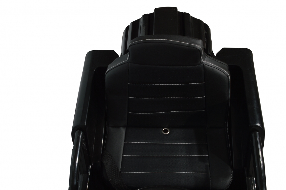 Masinuta electrica de teren cu suspensii Megalodone Red - 5