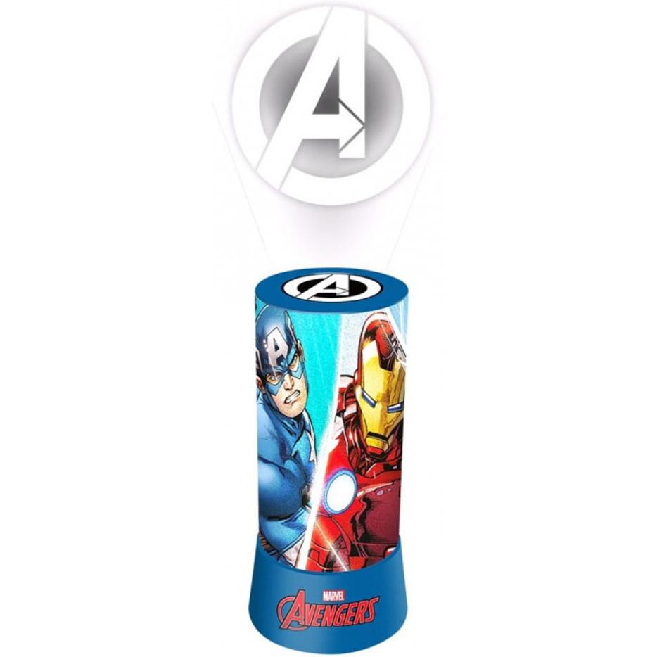 Proiector camera si lampa de veghe Avengers SunCity imagine