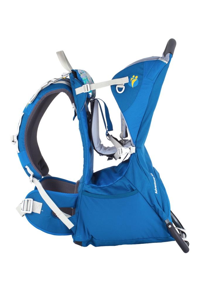 Rucsac pentru transportul copiilor Adventurer S2 albastru