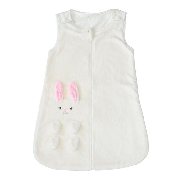 Sac de dormit KikkaBoo 0-6 luni Bunny