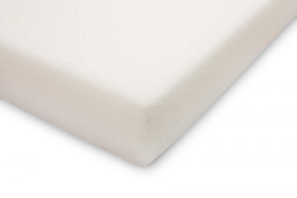Saltea de spuma Sensillo 120x60 cm GriElefanti imagine