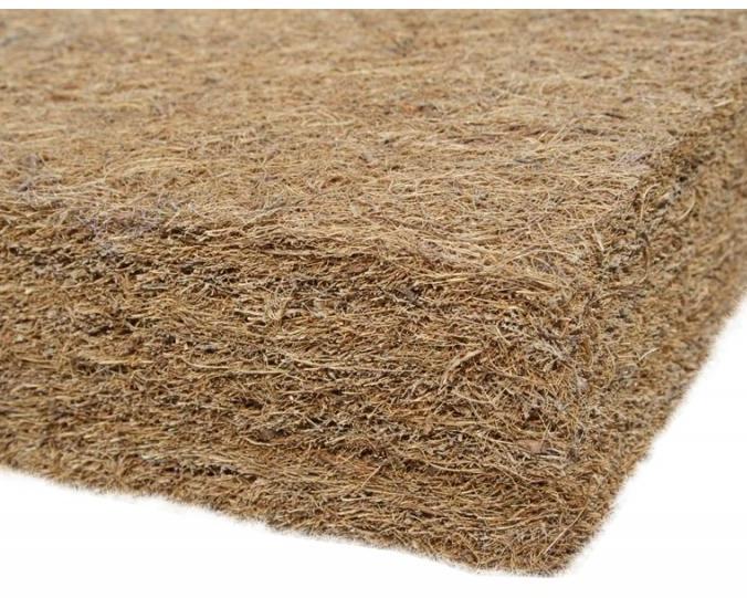 Saltea din 10 straturi cocos 120x60x12 cm