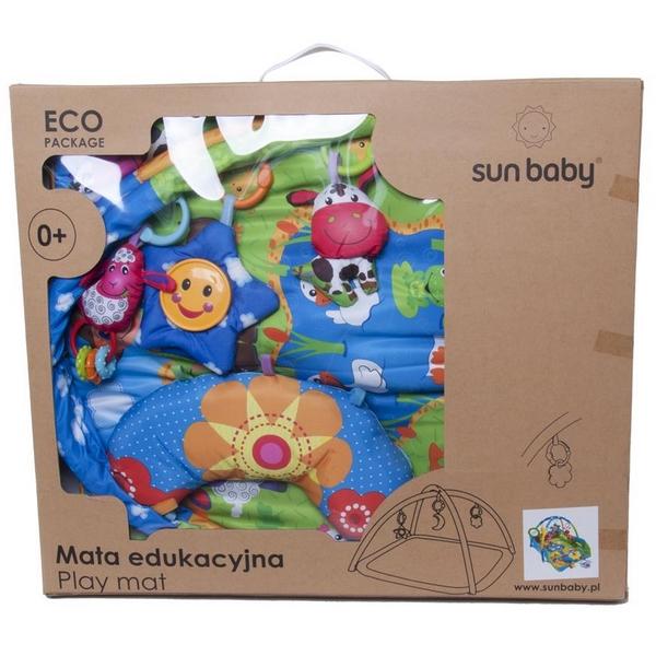 Salteluta de joaca Sun Baby 024 Meadow