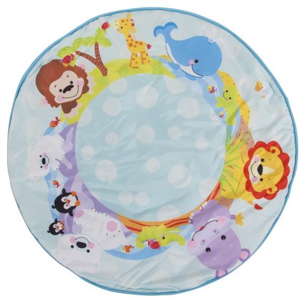 Salteluta de joaca Sun Baby 032 Animal Planet imagine