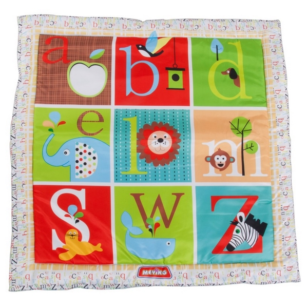 Salteluta de joaca Sun Baby 035 Pet Letters