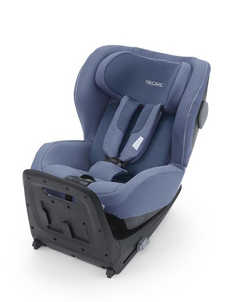 Scaun auto i-Size Kio Prime Sky Blue 0-18 kg