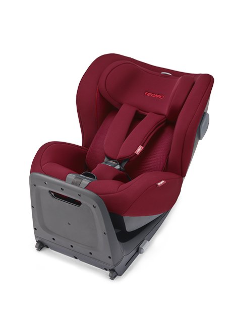 Scaun auto i-Size Kio Select Garnet Red