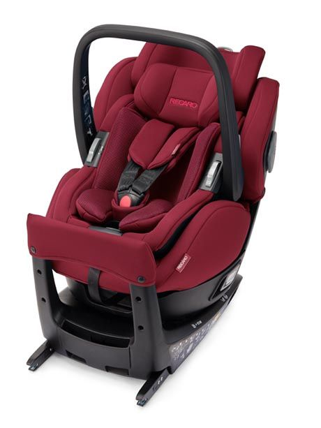 RECARO Scaun auto cu isofix rotativ 360 Salia Elite Select Garnet Red