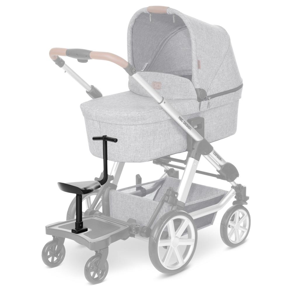 Scaunel pentru treapta Kiddie Ride On 2 Abc Design 2021