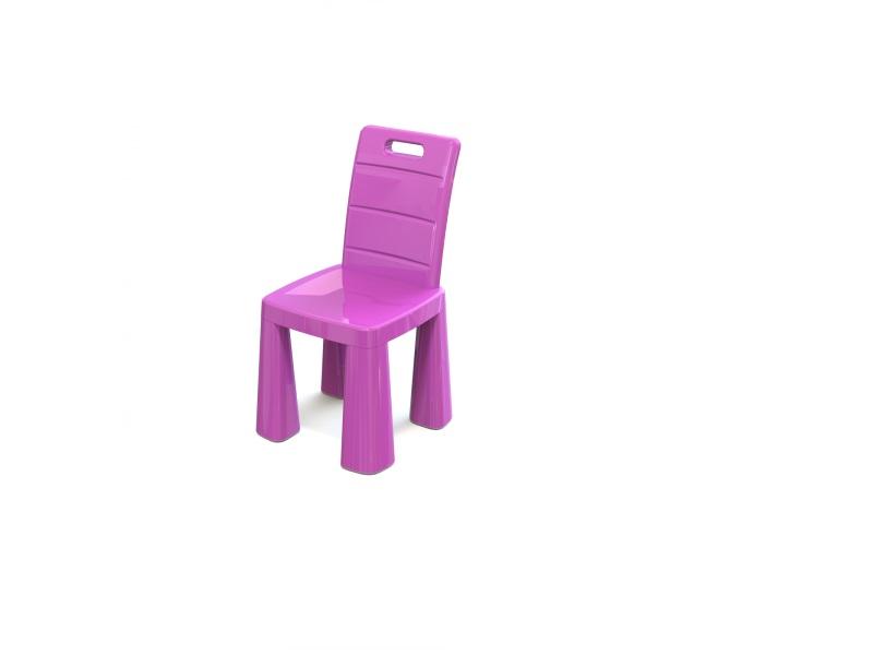 Set masa copii+scaun taburet 045803 roz