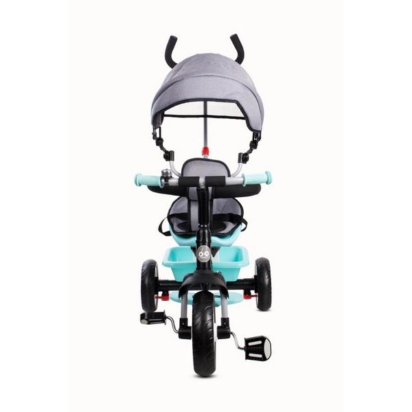 Tricicleta cu sezut reversibil Sun Baby 017 Fresh 360 Turquoise Grey