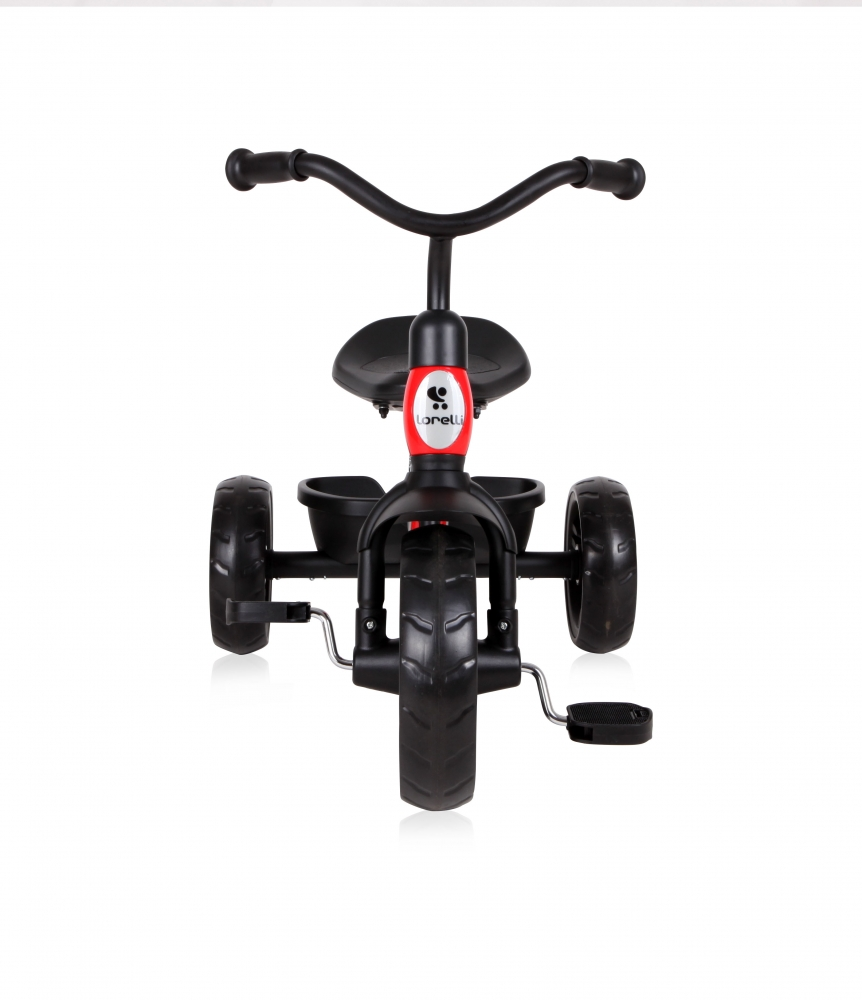 Tricicleta pentru copii Dallas Red