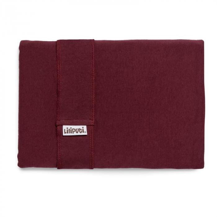 Wrap elastic Liliputi Classic line Burgundy
