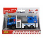 Automacara Scania 17cm cu sunete si lumini