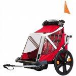 Remorca de bicicleta pana la 32 kg Bellelli B-Travel Red