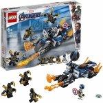 Captain America: Atacul Outriderilor Lego