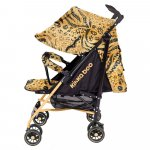 Carucior sport KikkaBoo Guarana Yellow 2020