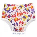 Chilotel de antrenament la olita Bambino Mio Pink Elephant 3+