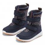 Cizme de zapada Bundgaard BG303105 Desi Navy Orange 30 (198 mm)