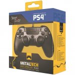 Controller Steelplay Metaltech Wired Ebony Black