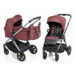 Carucior 2 in 1 Espiro Only 02 Maroon Holiday 2020