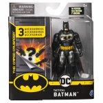 Figurina Batman 10 cm cu 3 accesorii