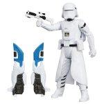 Figurina Snowdesert Starwars episodul VII Snowtrooper