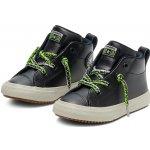 Ghete Converse 668422C 1490 Leather Black 34 (218 mm)
