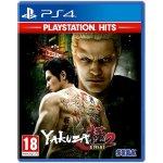Joc Yakuza Kiwami 2 Playstation Hits PS4