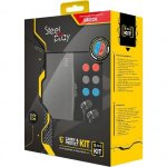 Kit Protectie 11 in 1 Carry & Protect Steelplay pentru Nintendo Switch