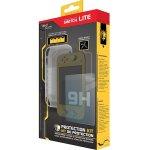 Kit Protectie Husa + Folie Steelplay pentru Nintendo Switch Lite