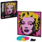 Lego Art 2020 Andy Warhols Marilyn Monroe