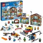 Lego City Statiunea de schi