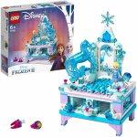 Lego Disney Princess cutia cu bijuterii a Elsei