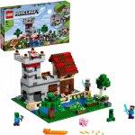 Lego Minecraft cutie de crafting