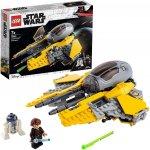 Lego Star Wars Interceptorul Jedi al lui Anakin