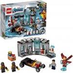 Lego Super Heroes Arsenalul lui Iron man
