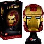 Lego Super Heroes casca Iron man