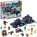 Lego Super Heroes Elicopterul de transport al razbunatorilor