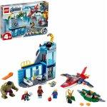Lego Super Heroes Furia Razbunatorilor impotriva lui Loki