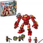 Lego Super Heroes Iron man Hulkbuster contra Aim Agent