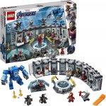 Lego Super Heroes Iron man sala armurilor